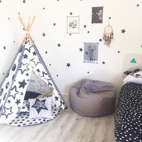 Starry Night Teepee