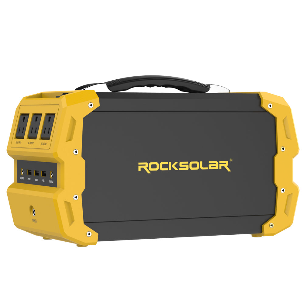 ROCKSOLAR Nomad Portable Power Station
