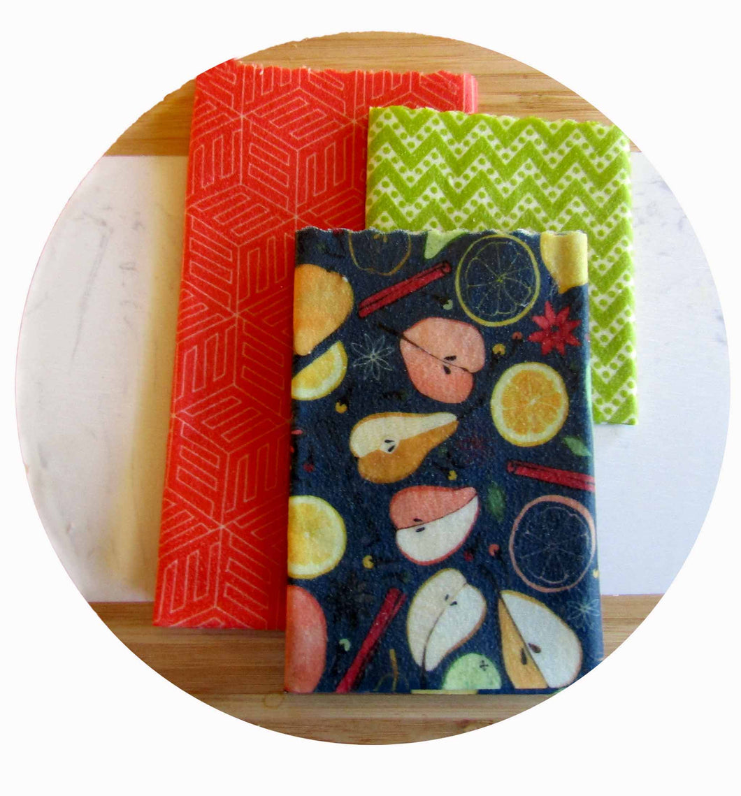 Beeswax Wrap - Summer Fruit