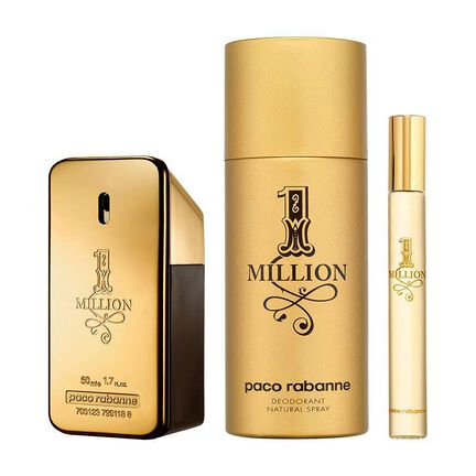 1 Million 50ml Eau de Toilette Set