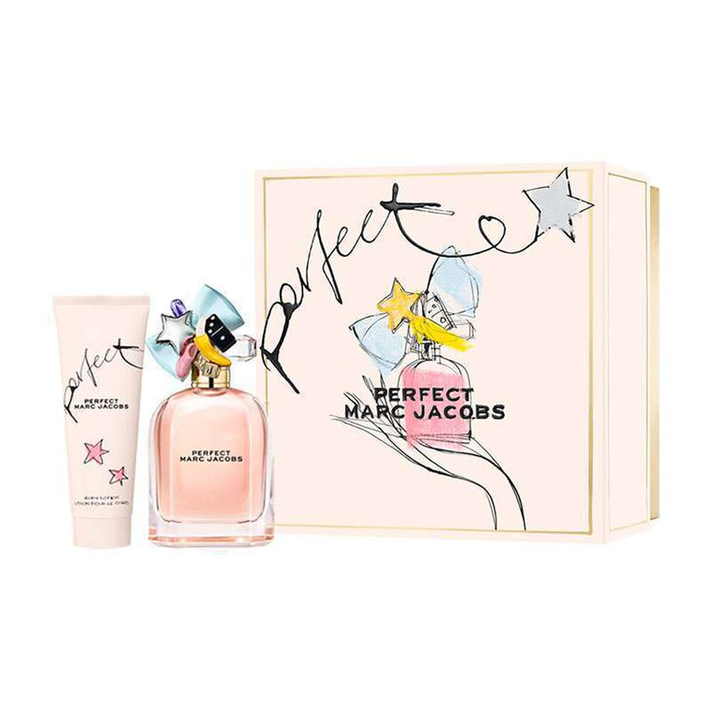 Marc Jacobs Perfect 50ml Eau de Toilette 2 Piece Set