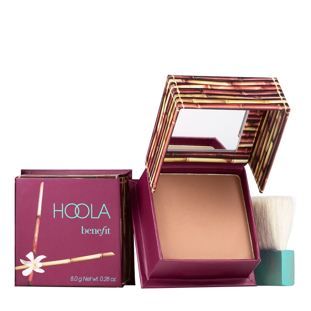 Hoola Matte Bronzer Matte powder bronzer for face