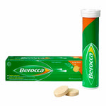 BEROCCA EFFERVESCENT ORIGINAL TABLETS 15 PACK