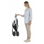 CHICCO OHLALA 2 PUSHCHAIR IN SILVER