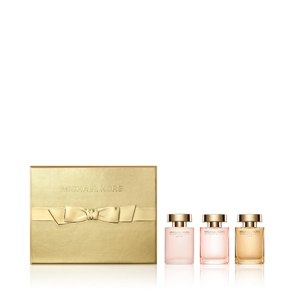 Michael Kors wonderlust Minis 50ml Set