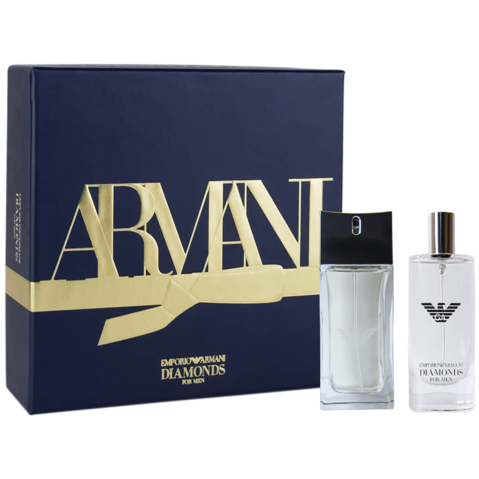 Armani Code Diamonds He 50ml Eau de Toilette Set