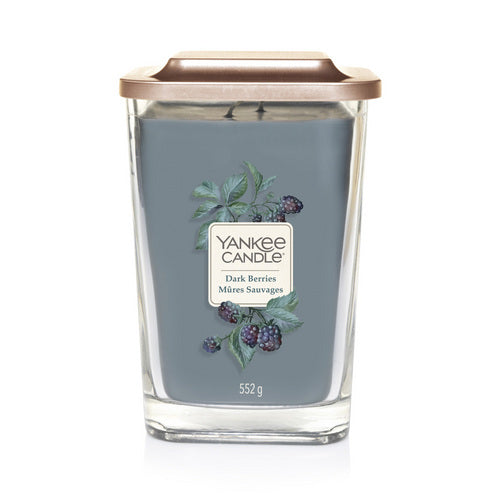 YANKEE ELEVATION DARK BERRIES LARGE JAR