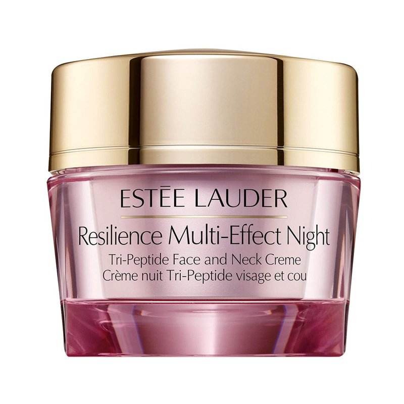 Estee Lauder Resilience Multi-Effect Night Tri-Peptide Face and Neck Creme 50ml