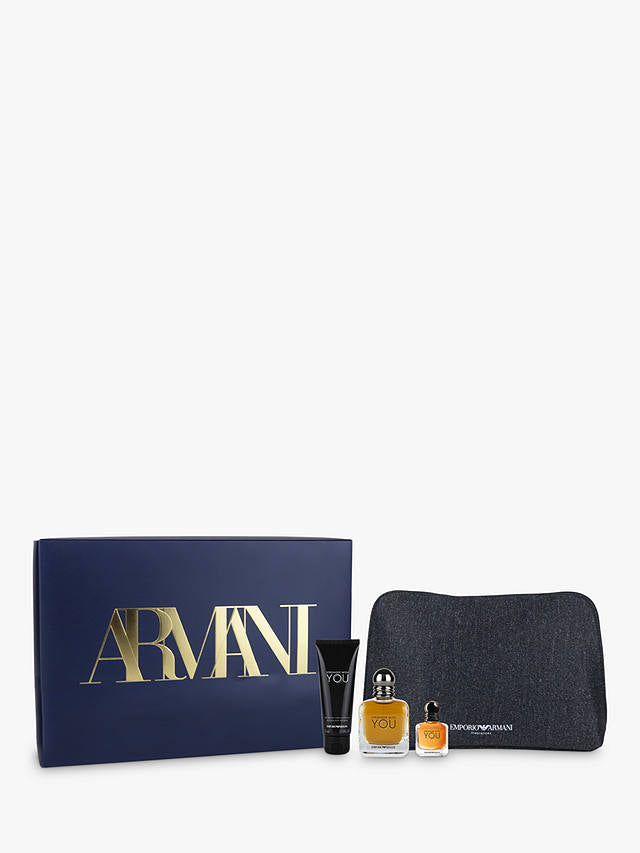 Armani You Him 50ml Eau de Toilette Set