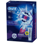 Oral-B Power Pro 650 Pink