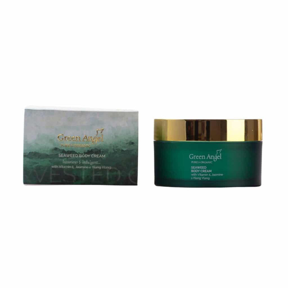 Body Cream - Seaweed & Jasmine