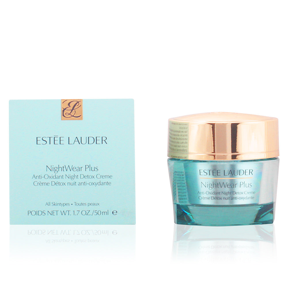 Estee Lauder NightWear Plus Anti-Oxidant Night Detox Creme 50ml