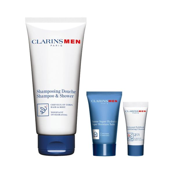 Clarins Men Start Up Collection