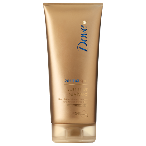 Spa Summer Revived Lotion Dark