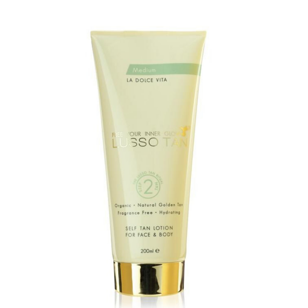Self Tan Lotion - Med 2
