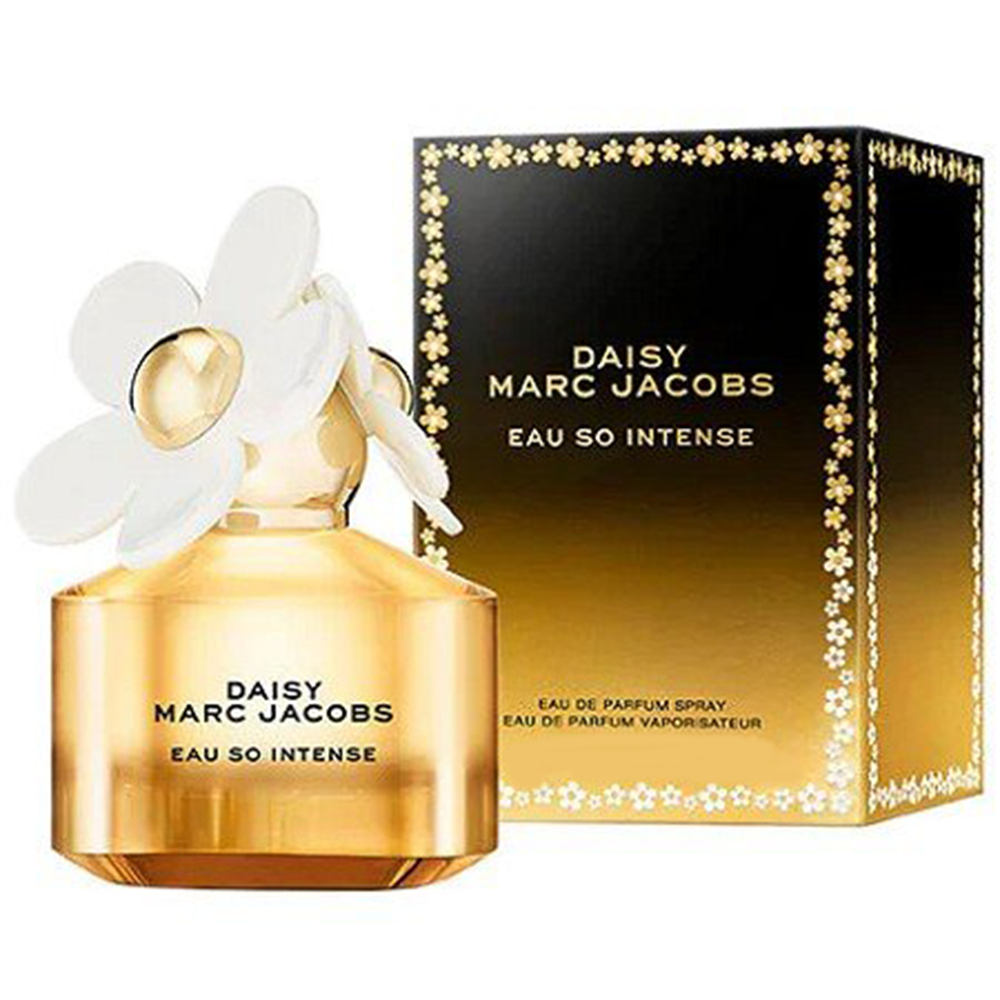 MARC JACOBS DAISY EAU SO INTENSE EAU DE PARFUM 100ML