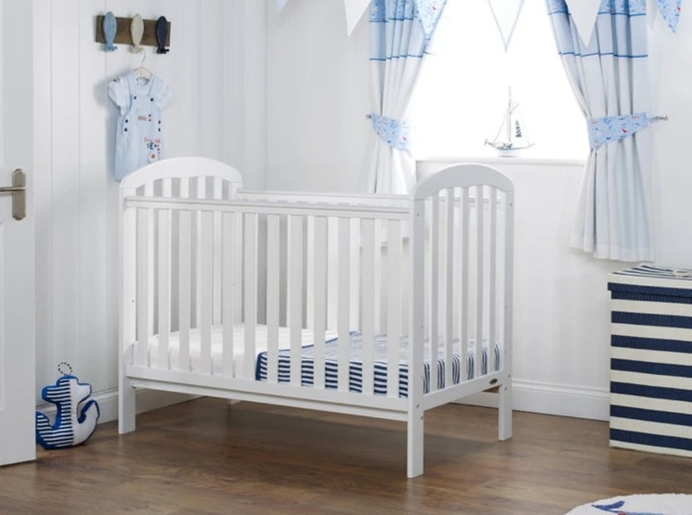 Obaby Lilly Cot White