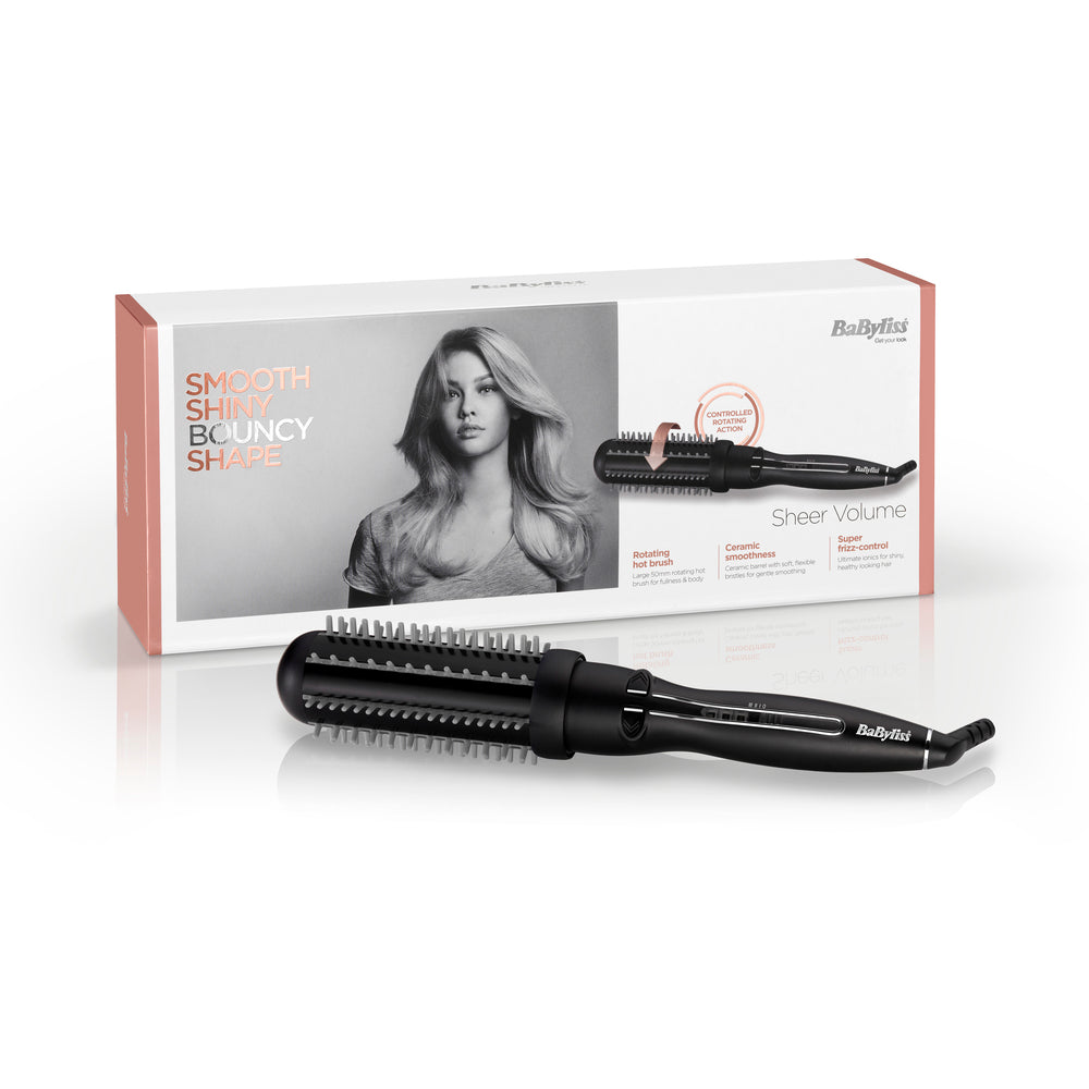 Babyliss Full Volume Hot Brush