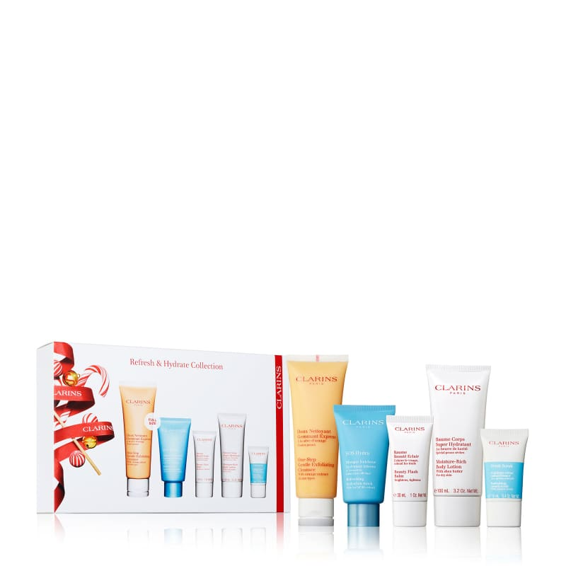 Clarins Hydrate And Refresh Collection