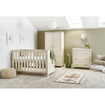 Obaby Nika 3 Piece Furniture Set in Oatmeal Colour