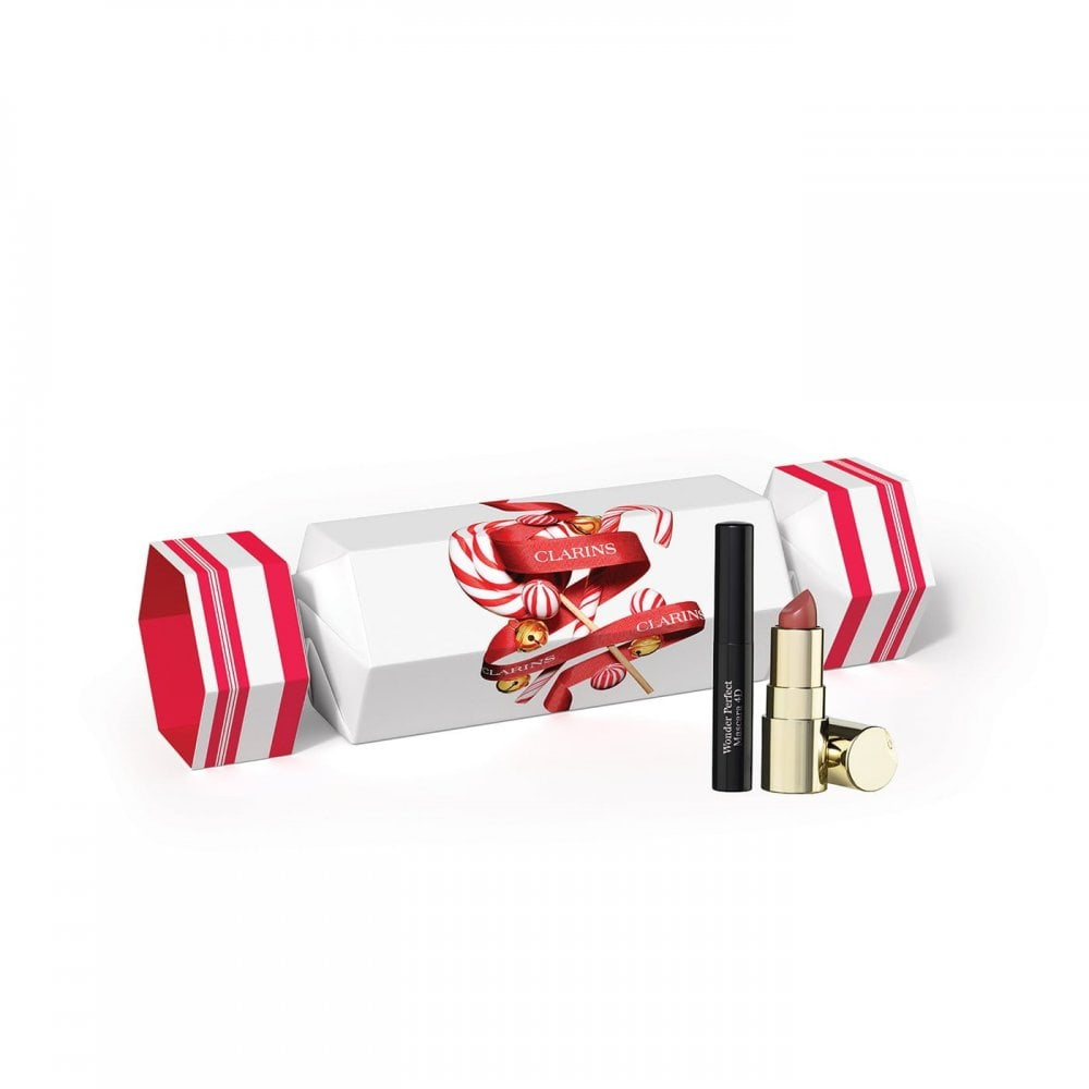 CLARINS Lips & Lashes Cracker