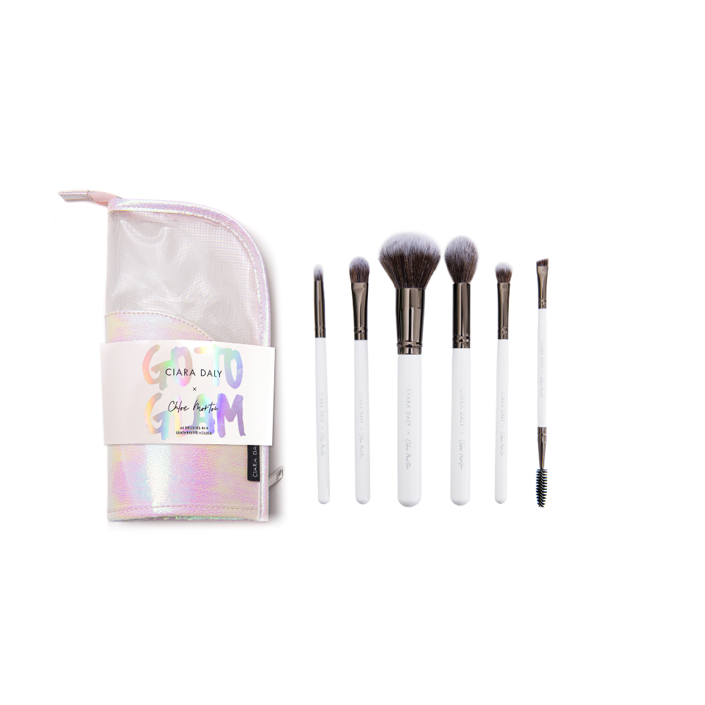 Chloe Morton x Ciara Daly Brush Essentials Set