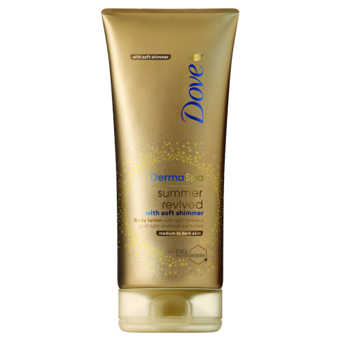 Spa Summer Revived Lotion Light