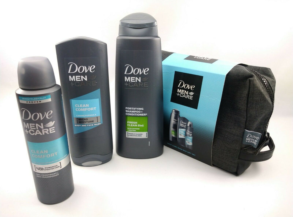 Dove Men Daily Care Washbag