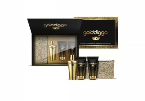Golddigga Gold 100ml 4 Piece Set