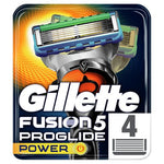 Gillette Fusion Proglide Power 4 Blades