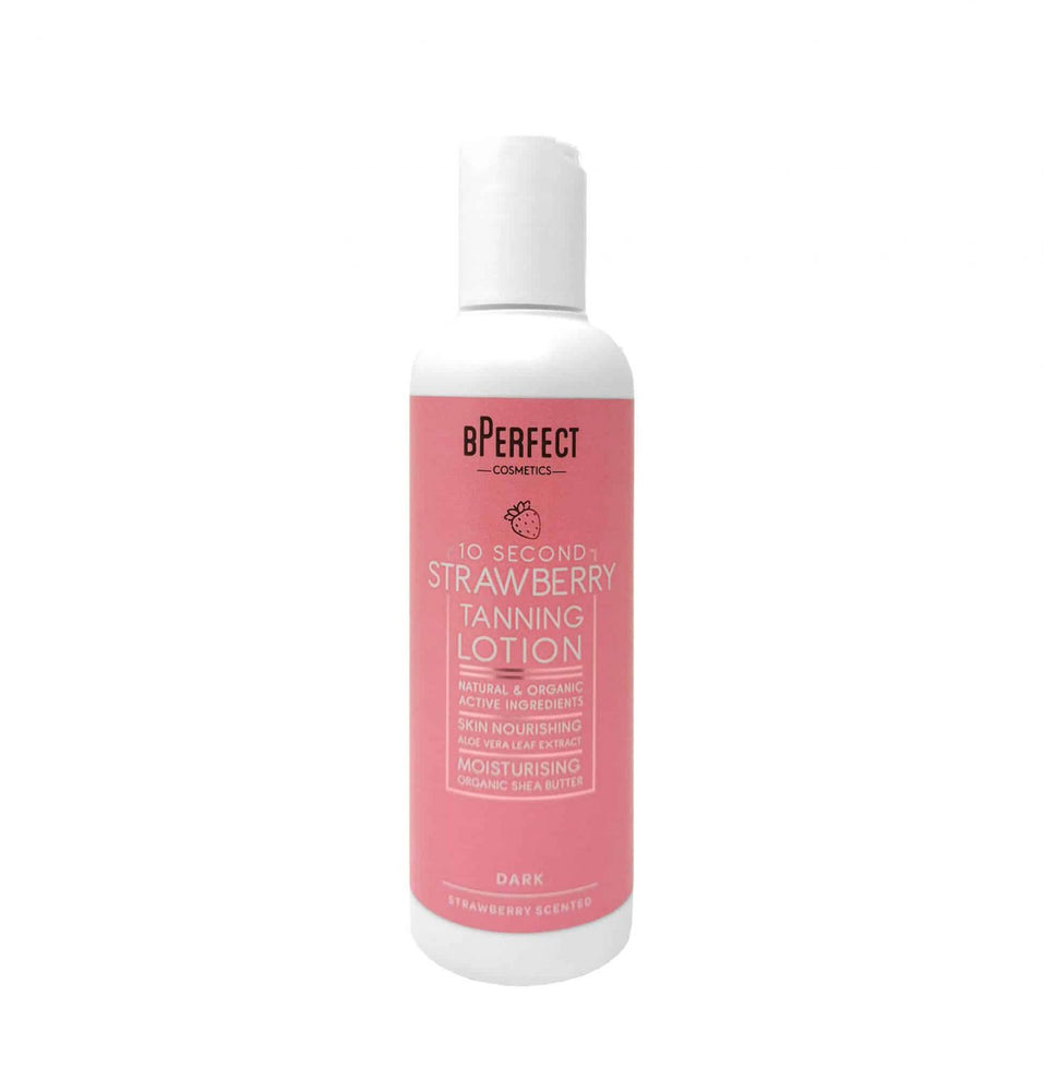 10 Second Tan Lotion - Dark Strawberry