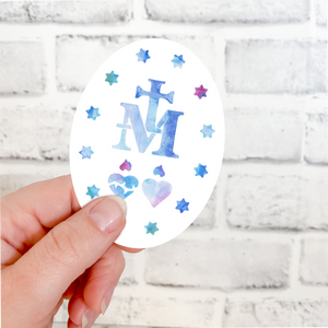 Sticker - Miraculous Medal