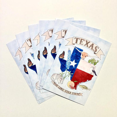 Postcards - Best of Texas