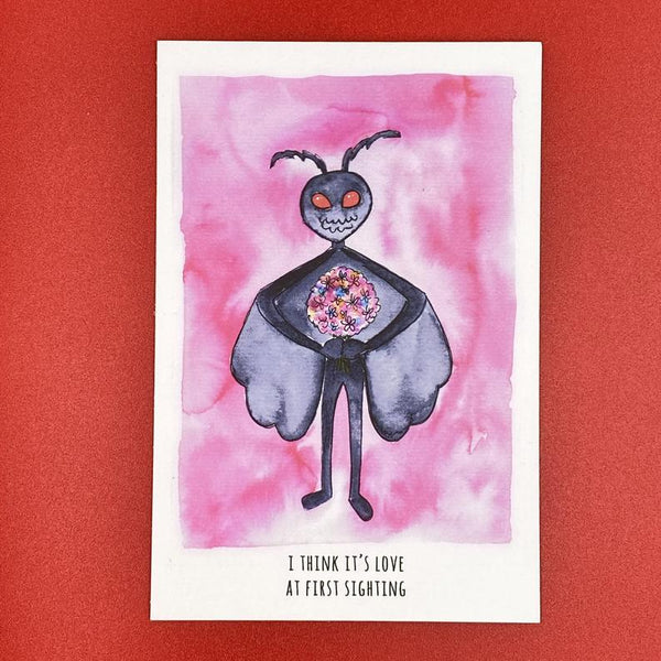 Cards - Cryptid Valentines
