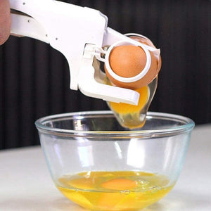 Mysticzone Egg Cracker With Separator