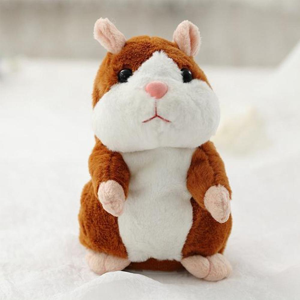 Mysticzone Cute Repeating Talking Plush Hamster(🔥BUY 2 GET FREE SHIPPING)