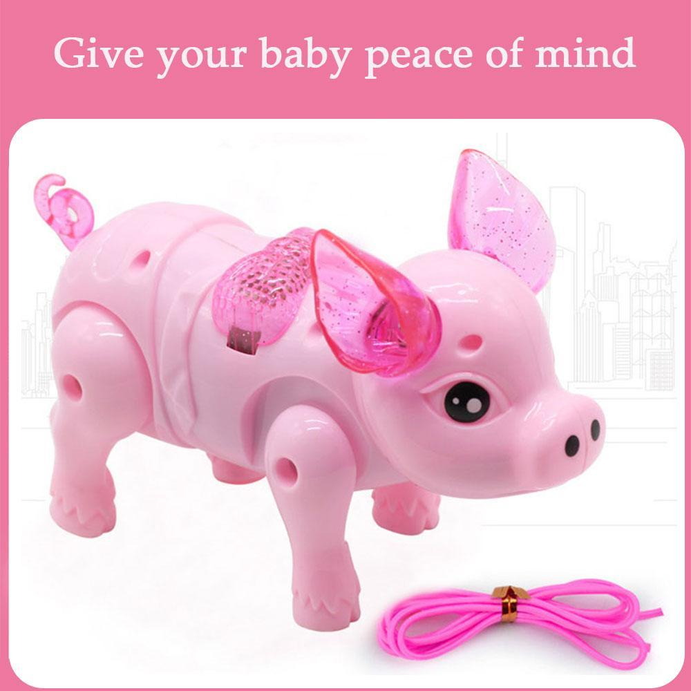 Mysticzone Electric Walking & Singing Musical Piggy Toy