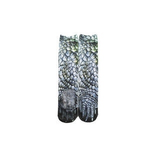Mysticzone 3D Animal Paw Socks