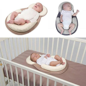 Mysticzone Head Support Portable Baby Bed Pillow