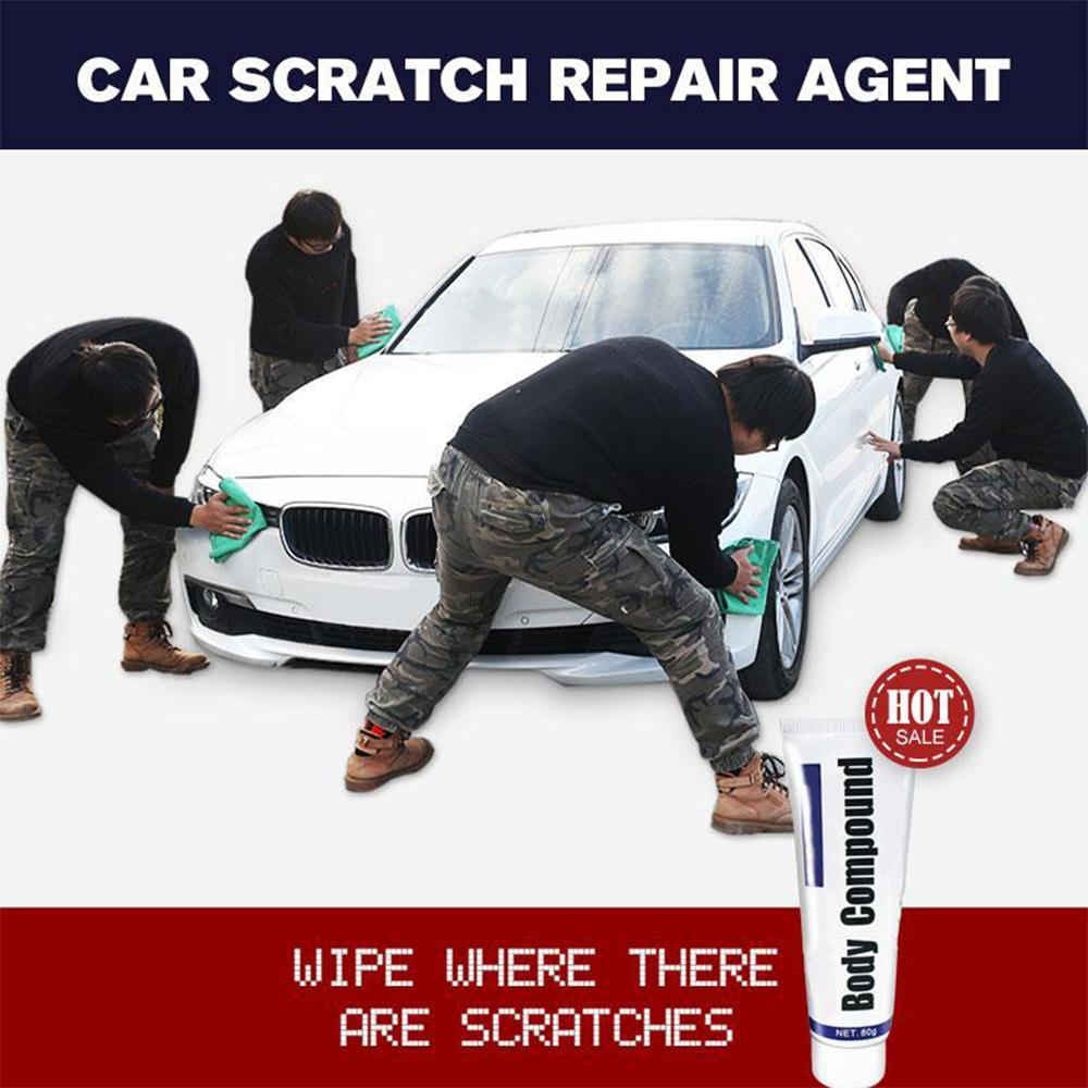 Mysticzone Car Scuff Innovative Remover with Spone