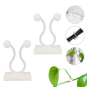 Mysticzone Plant Climbing Wall Clip (Buy More Save More)