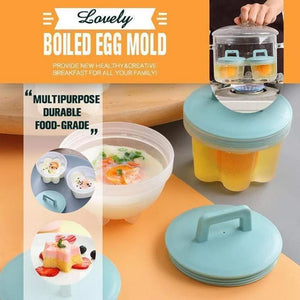 Mysticzone Lovely Boiled Egg Mold