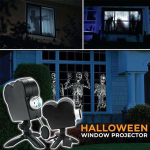Mysticzone 🎃Halloween Holographic Projection