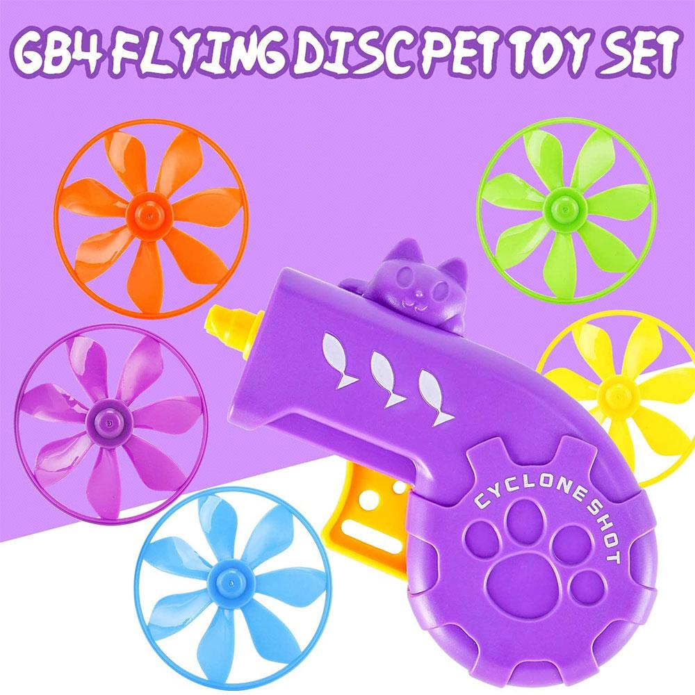 Mysticzone Flying Copter Fetch Toy