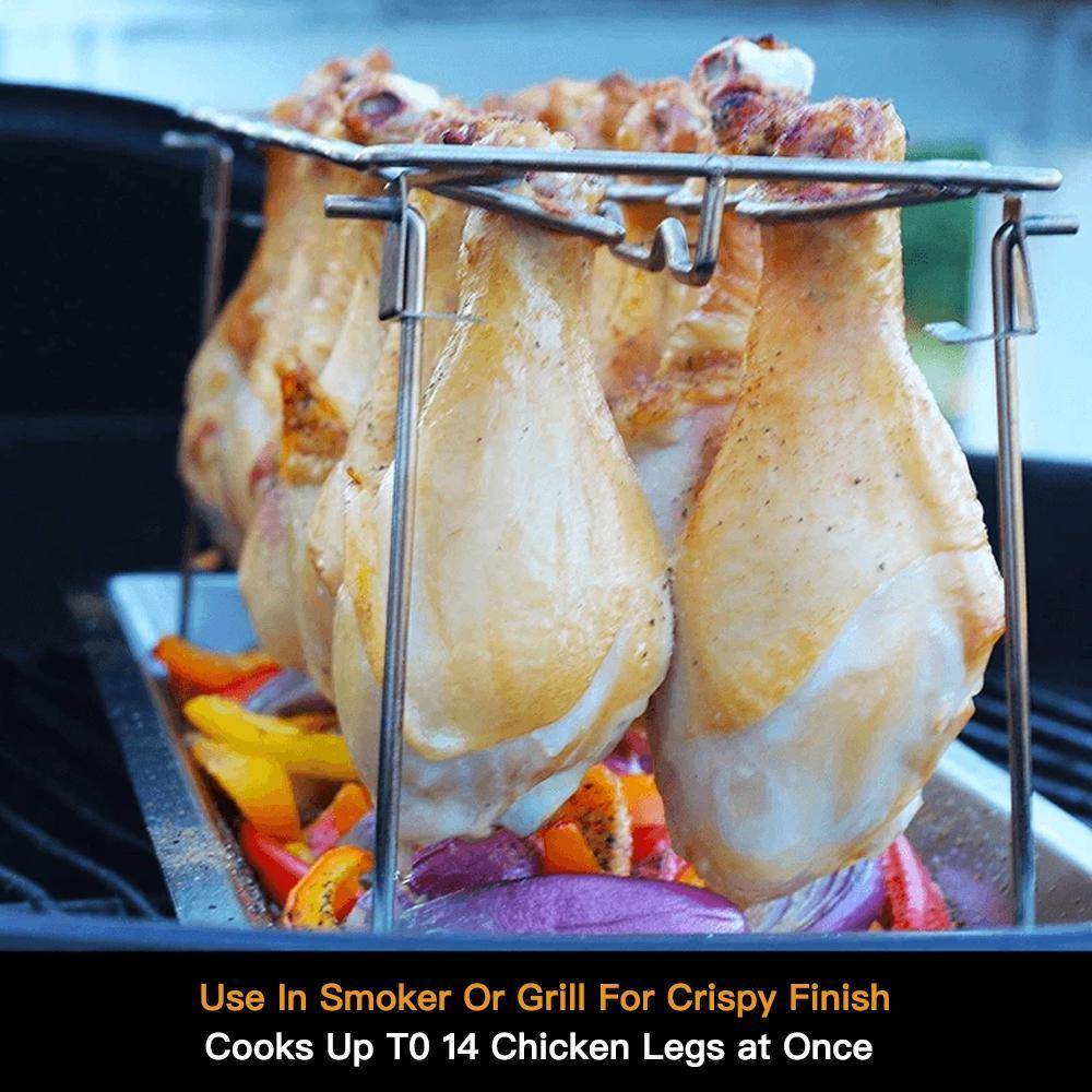 Mysticzone Roasted Chicken Drumsticks Holder