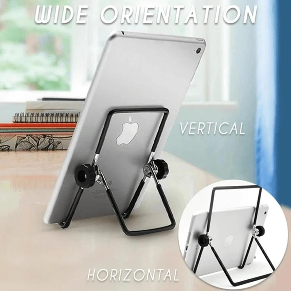 Mysticzone Foldable Minimal Mobile Tablet Stand