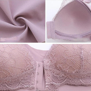 Mysticzone Front Closure Breathable Bra