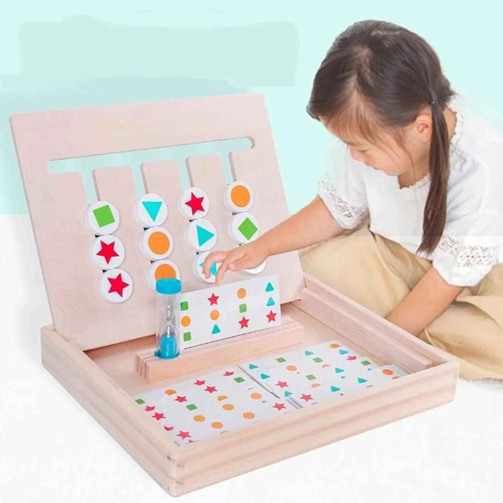 Mysticzone Montessori Preschool Learning Toys