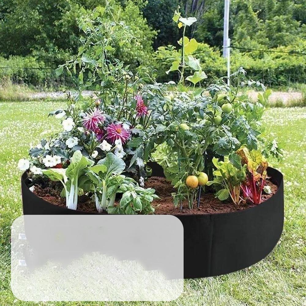 Mysticzone Fabric Raised Planting Bed