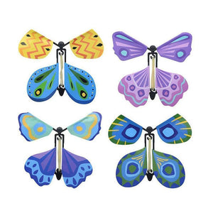 Mysticzone Creative Magic Props Children's Toys Flying Butterflies
